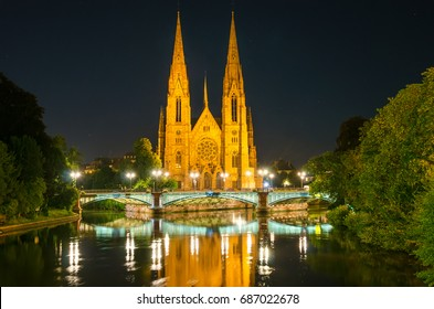 Saint Paul's Church in Strasbourg