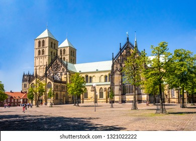 Saint Paulus Cathedral in Muenster, Germany