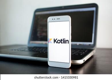 Kotlin Images, Stock Photos & Vectors | Shutterstock