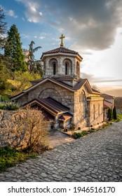 Saint Petka Church in Belgrade Fortress in Kalemegdan park in Belgrade, capital of Serbia - Shutterstock ID 1946516170