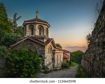 Saint Petka Church Located In Belgrade Fortress, Belgrade, Serbia