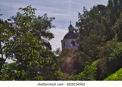 Saint Stanislaus Basilica in Lublin, Zlota 9 street. - Shutterstock ID 1818154502