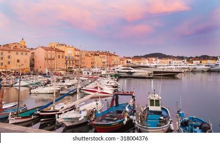 Port De Saint Tropez Images Stock Photos Vectors Shutterstock