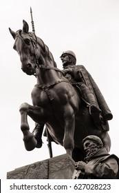 Saint Venceslas statue