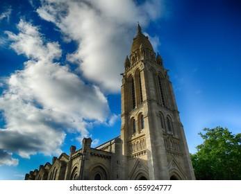 Sainte Marie de la Bastide Church in Bordeaux France
