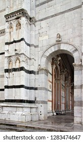 Saint-Martin Cathedral of Lucca (Lucca Tuscany Italy)