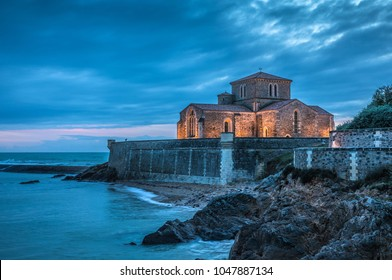 Saint-Nicolas priory (Les Sables d'Olonne, France)