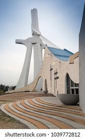 Saint-Paul's Cathedral in Abidjan