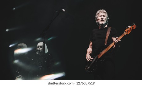 Saint-Petersburg, Russia - 29 August  2018 CKK - Roger Waters