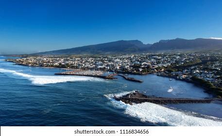 Saint-Pierre of Reunion Island