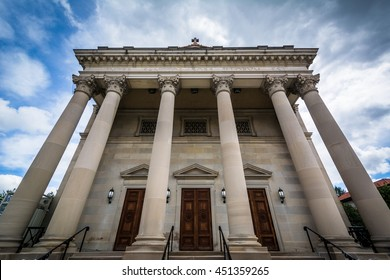 Saints Philip and James Catholic Church & University Parish in Baltimore, Maryland.