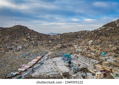 Sakhi Shrine, Kabul, Afghanistan