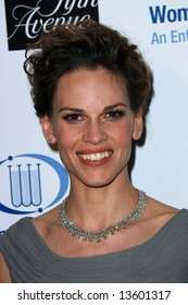 Saks Fifth Avenue Unforgettable Evening Honoring Hilary Swank.