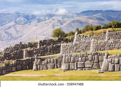 Saksaywaman is a citadel in Cusco, Peru. It is the historic capital of the Inca Empire.
