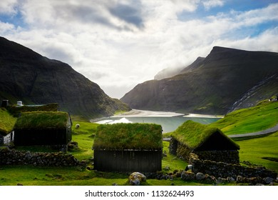 Saksun village, Faroe Islands