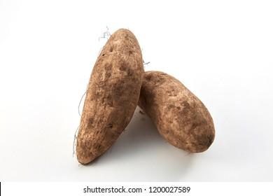 Sakurajima Murasaki Imo(New varieties of japanese sweet potatoes)