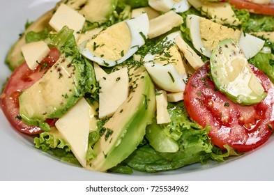 salad, healthy, tomato lettuce cheese,
