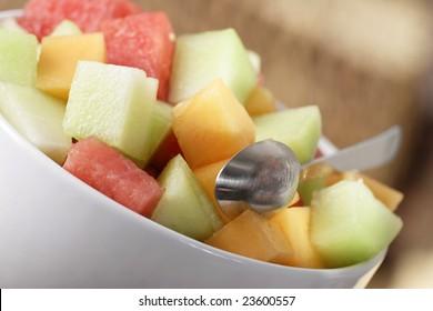 salad of melons