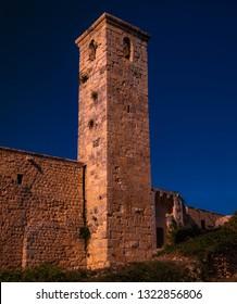 Saladin Castle in Syria