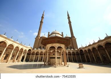 Saladin Citadel - Inside Center