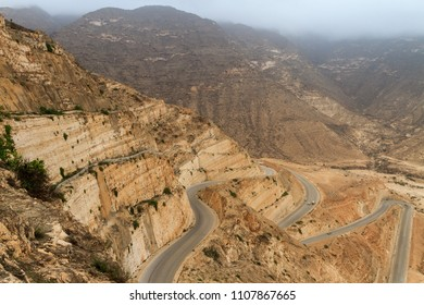 Salalah mountin in Oman