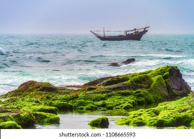 Salalah oman beach