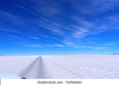 Salar de Uyuni Desert Bolivia