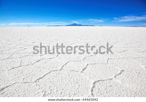ボリビア,サラル・ド・ウユニ(ソルトフラット)
