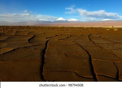 Salar near San Pedro de Atacama