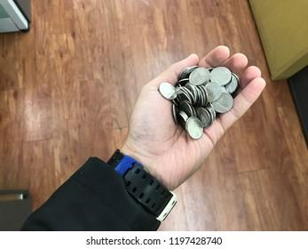 Salaryman Coin, Money
