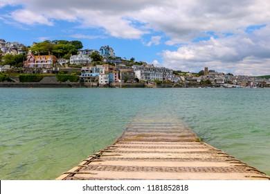 Salcombe ferry view