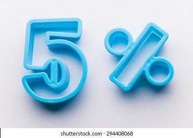 Sale Discount 50, 25, 10 Percent