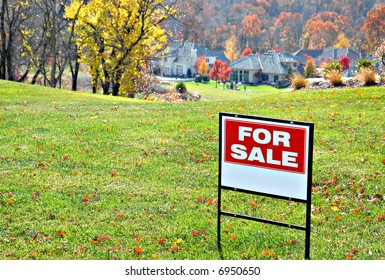 Lot for sale in nestled in an upscale neighborhood.