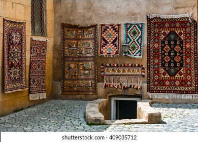 Sale of old carpet in eastern city