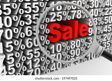 Sale and percentages