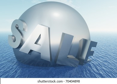 Sale in Water