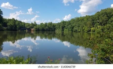 Salem Lake, North Carolina