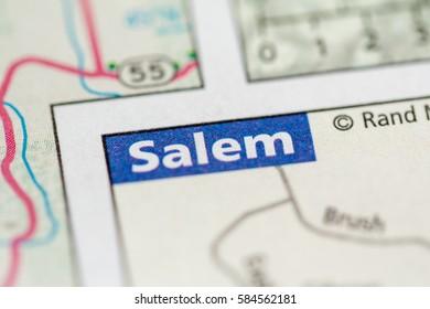 Salem. Oregon. USA