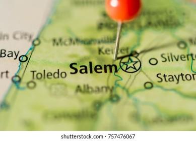 Salem, Oregon, USA.