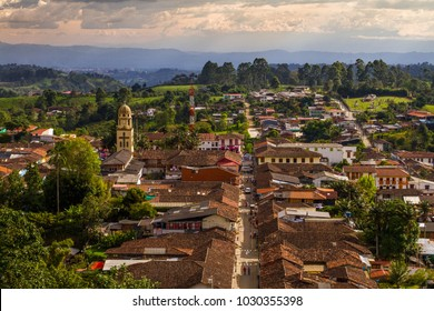 salento town , Quiendio colombia