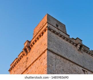 Salento's coastal towers, serie, ionic coast