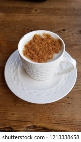 Salep, a hot drink common in the countries of the former Ottoman Empire