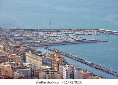 Salerno - Porto  Masuccio Salernitano