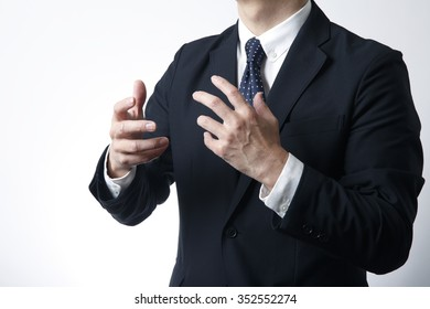 Salesperson to explain