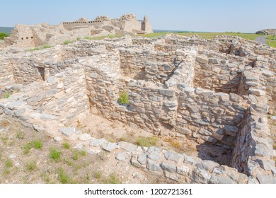 Salina Pueblo Missions National Monument in New Mexico, Gran Quivira Ruins, USA