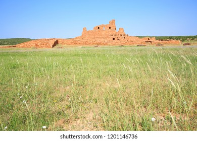 Salinas Pueblo Missions National Monument in New Mexico, Abó Ruins, USA