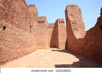 Salinas Pueblo Missions National Monument, Quarai Mission, New Mexico, USA