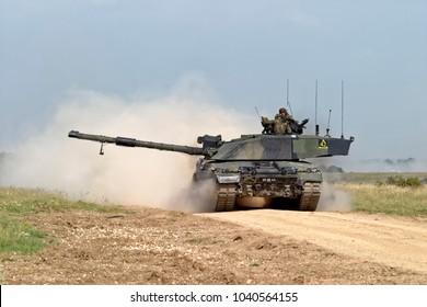 Challenger 3 Tank Concept Art