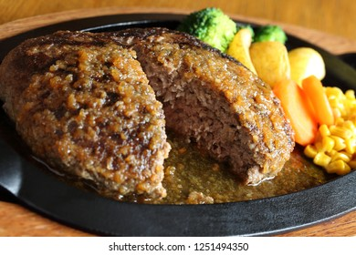 Salisbury steak, Hamburg steak