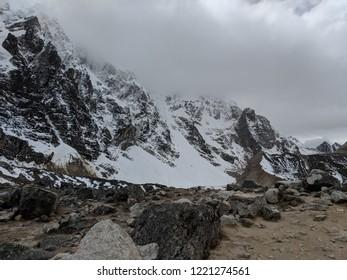 salkantay glacier peru